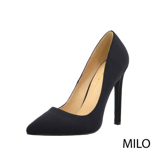 POINTY TOE HIGH HEEL PUMPS - orangeshine.com