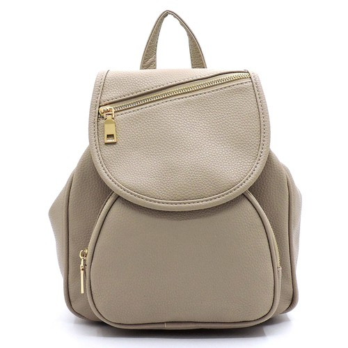 Fashion Flap Backpack - orangeshine.com