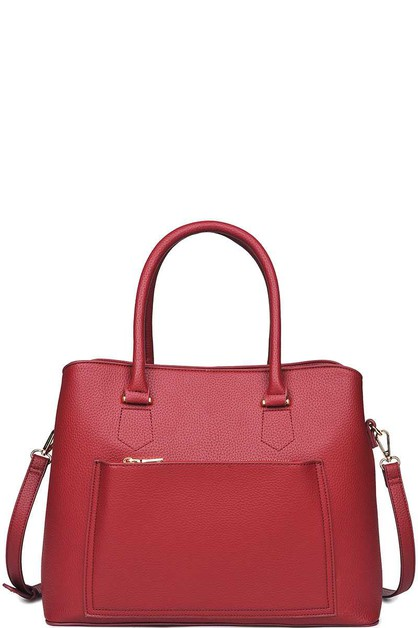 LUXURY LEIGHTON TOTE BAG - orangeshine.com