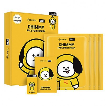 [Mediheal] BT21 CHIMMY MASK - orangeshine.com