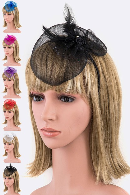 Clip On Convertible Head Piece - orangeshine.com