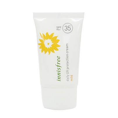 [Innisfree] Daily UV Cream Mild - orangeshine.com
