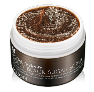 [Mizon] Honey Black Sugar Scrub 90g - orangeshine.com