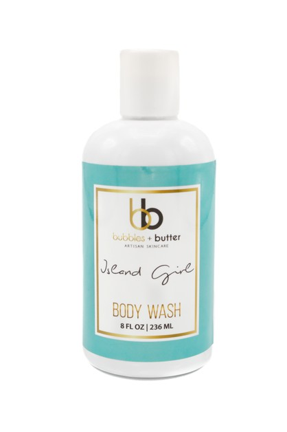 Island Girl Body Wash - orangeshine.com