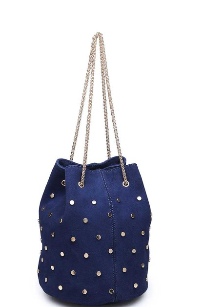 LUXURY COLETTE BUCKET BAG - orangeshine.com