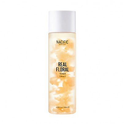 [Nacific] Real Rose Floral Toner - orangeshine.com