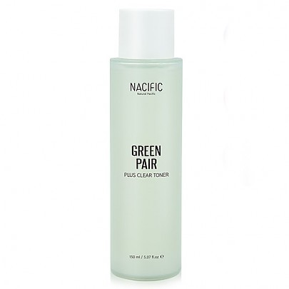 [Nacific] Greenpair Plus Clear Toner - orangeshine.com