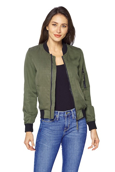 Lightweight Bomber Military Jackets - orangeshine.com