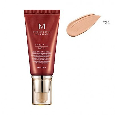 [Missha] M Perfect Covering BB No.21 - orangeshine.com
