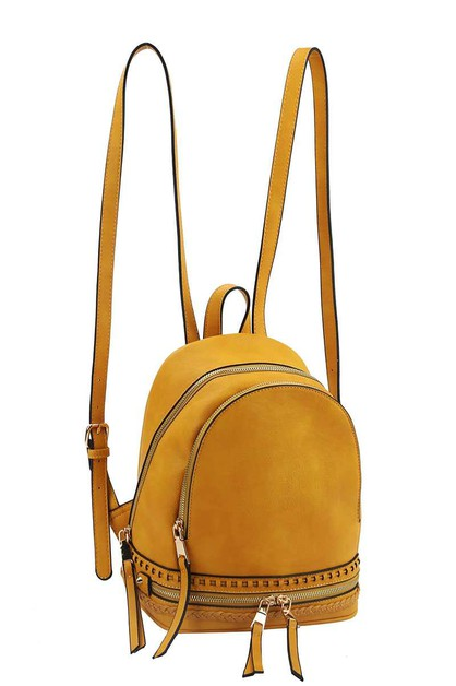 MODERN CUTE TRENDY BACKPACK  - orangeshine.com