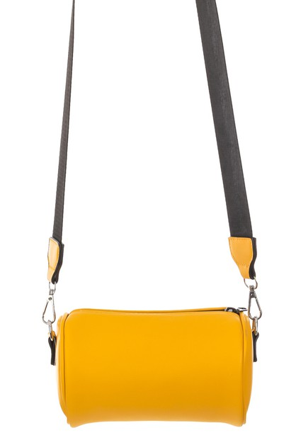 Cylinder Crossbody Bag - orangeshine.com
