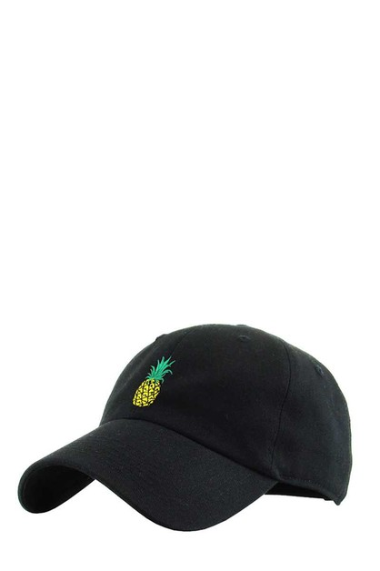 Pineapple Dad Ballcap - orangeshine.com