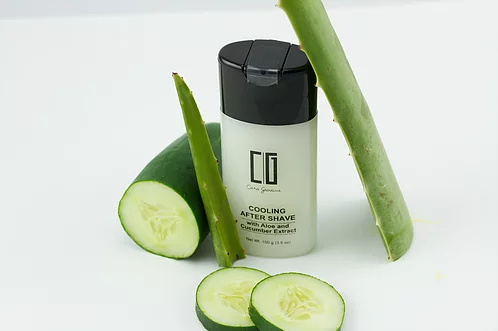 After Shave with Cucumber and Aloe - orangeshine.com