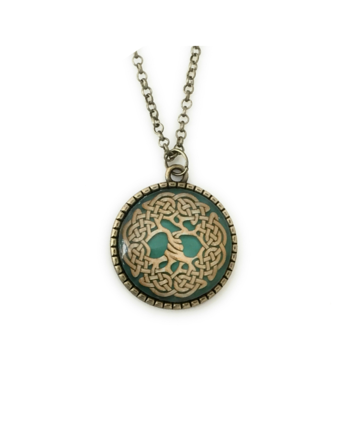 Celtic  Tree of Life Necklace  - orangeshine.com