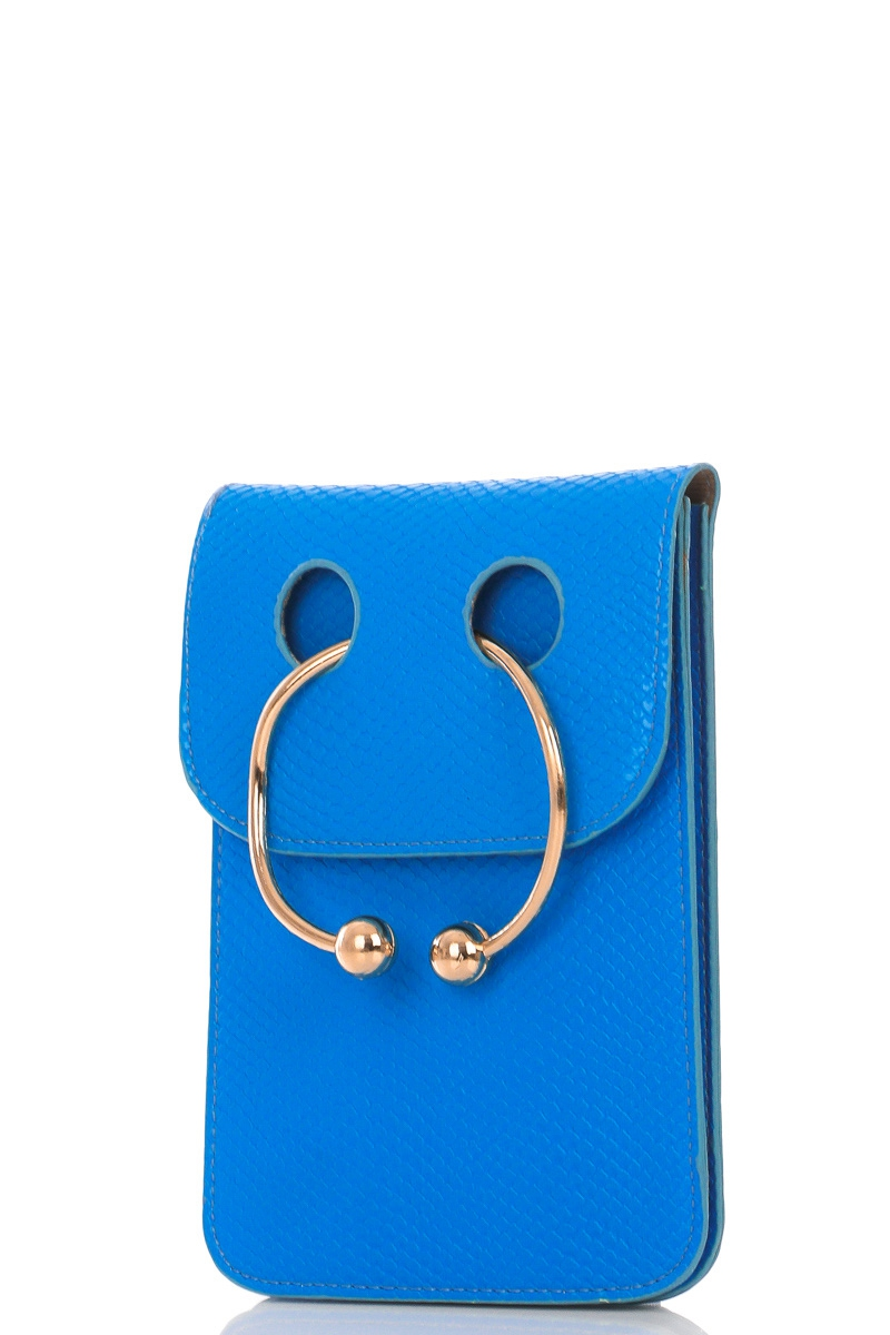 Ring Loop Crossbody Bag - orangeshine.com