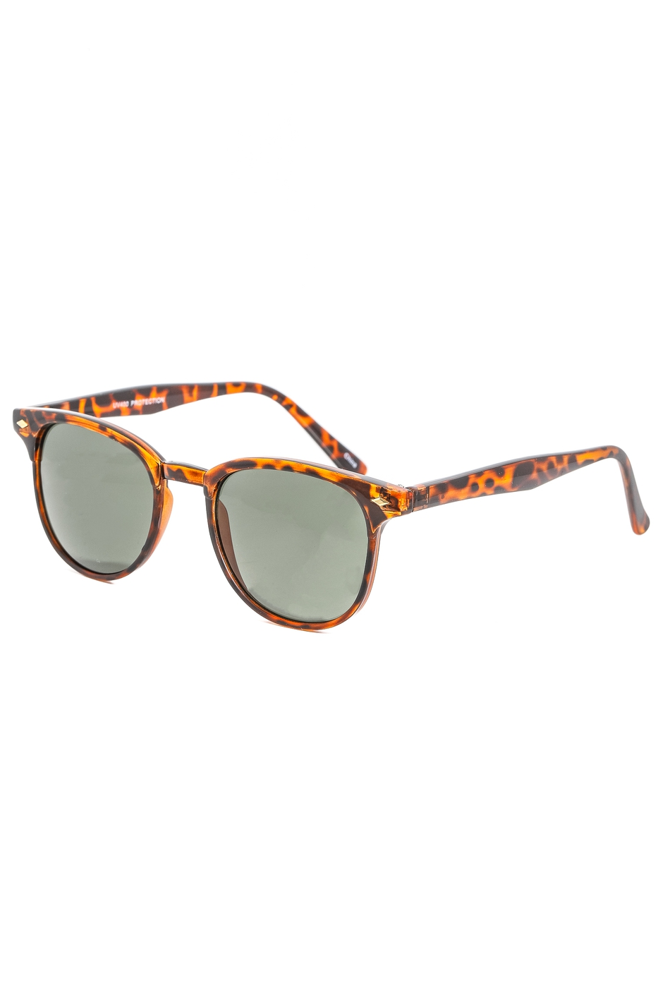 Acetate Square Rim Sunglasses - orangeshine.com