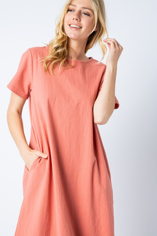 Plus size Women Short Sleeve Casua - orangeshine.com