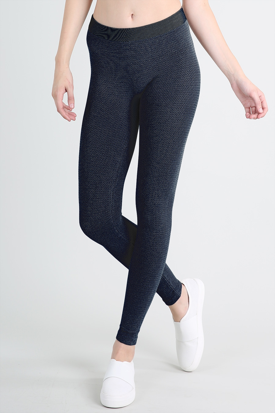 Baby Diamond Knit Leggings - orangeshine.com