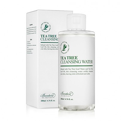 [Benton] TEA TREE CLEANSING WATER - orangeshine.com
