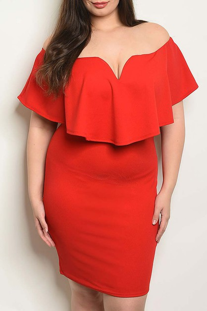 OFF SHOULDER SWEETHEART DRESS - orangeshine.com