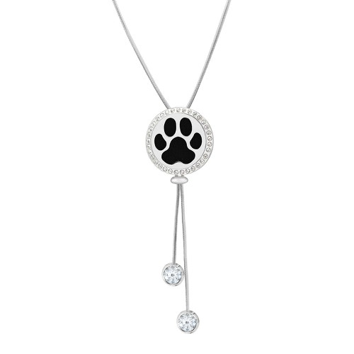 DOG PAW SLIDER NECKLACE - orangeshine.com