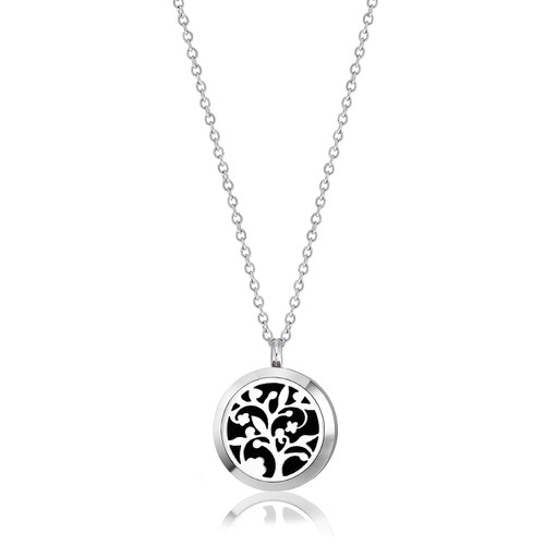 MED CHERRY BLOSSOM NECKLACE - orangeshine.com