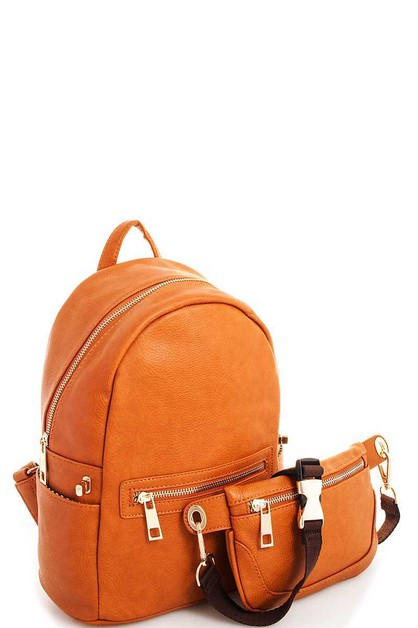 Modern Chic Backpack - orangeshine.com