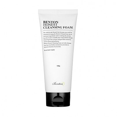 [Benton] Honest Cleansing Foam 150g - orangeshine.com