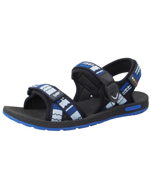 Signature Unisex Sandals 8658 Blue - orangeshine.com
