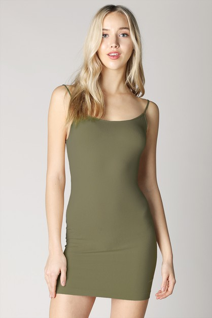 Camisole Dress Slip - orangeshine.com