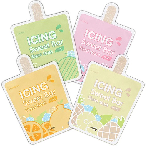 APIEU Icing Sweet Bar Sheet Mask - orangeshine.com