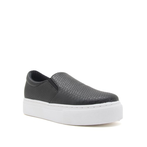Casual slip on sneakers - orangeshine.com