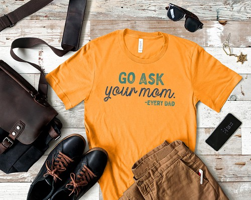 Go Ask Your Mom - orangeshine.com