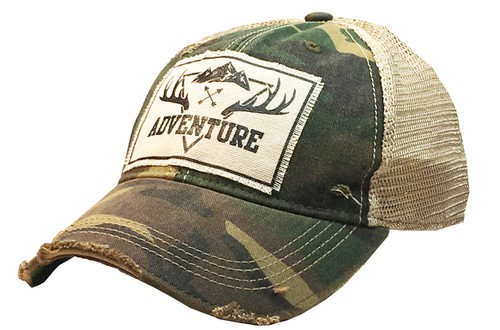 Adventure Trucker Hat - orangeshine.com