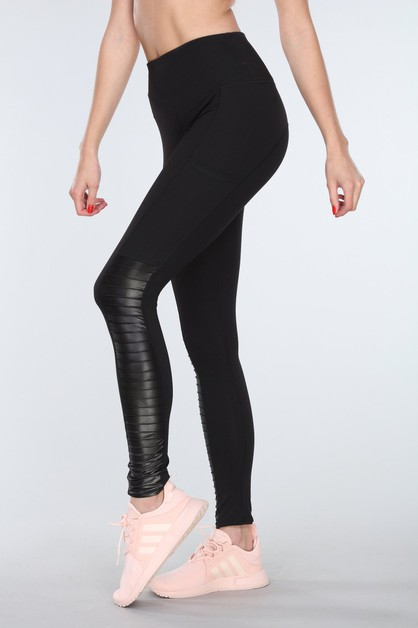 Motorcycle Legging - orangeshine.com