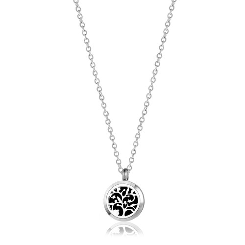 MINI CHERRY BLOSSOM NECKLACE - orangeshine.com