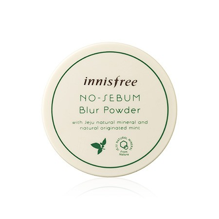 [Innisfree] No sebum Blur Powder - orangeshine.com