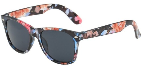 Kids Junior Flower Print Sunglasses - orangeshine.com
