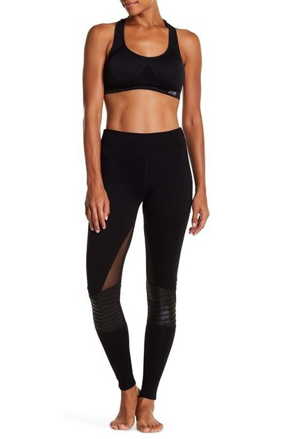 Motto Inspired Legging - orangeshine.com