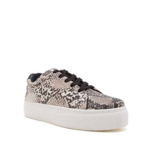 WOMEN LACE UP SNEAKERS - orangeshine.com