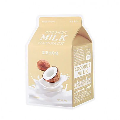 [A`PIEU] Milk One Pack #Coconut Milk - orangeshine.com