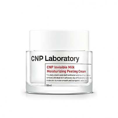 [CNP] Invisible Milk Peeling Cream - orangeshine.com