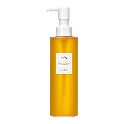 [Huxley] CLEANSING OIL : DEEP CLEAN - orangeshine.com