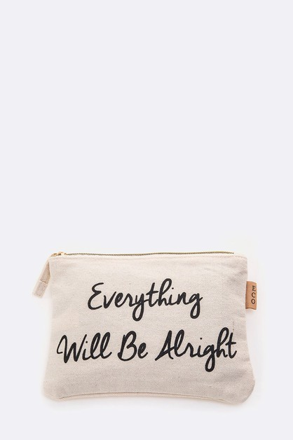 Everything Will Be Alright Message C - orangeshine.com