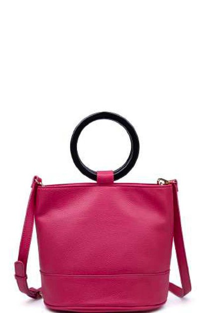 CLARICE BUCKET CROSSBODY BAG - orangeshine.com