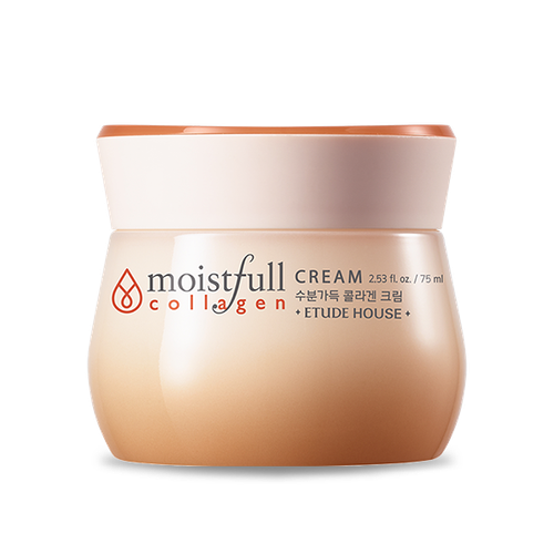 [Etude House] Moist Collagen Cream - orangeshine.com