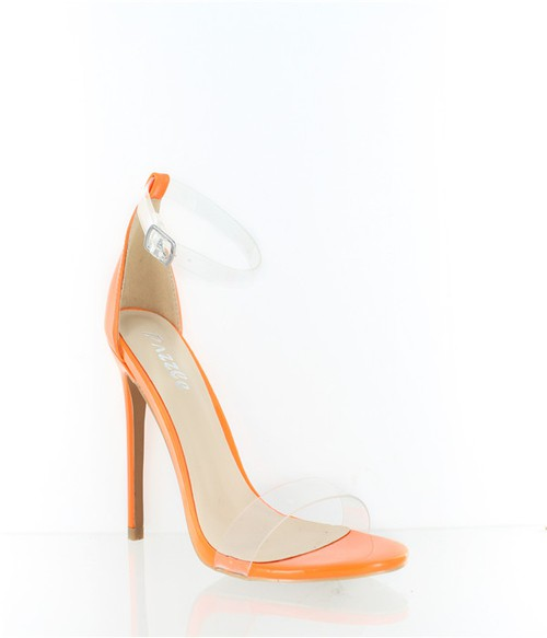 Ankle Straps High Heel Sandals - orangeshine.com