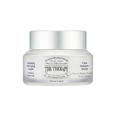 [THEFACESHOP] Therapy Antiage Cream - orangeshine.com