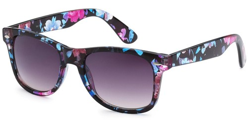 Radical Floral Sunglasses - orangeshine.com