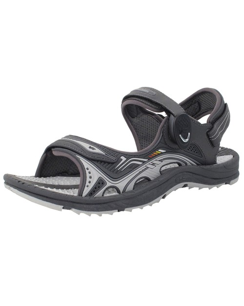 Signature Unisex Sandals 8655 Grey - orangeshine.com